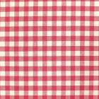 Tissu Vichy Grands carreaux 10 mm Fuchsia - Par 10 cm