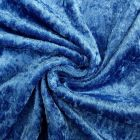 Panne de velours Bleu roi x10cm