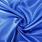 Tissu Doublure Satin Deluxe Bleu roi - Par 10 cm