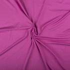 Tissu Jersey Viscose uni Fuchsia x10cm