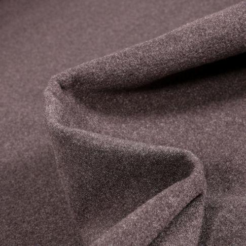 Tissu Drap de manteau Craftine Box Gris anthracite - Par 10 cm