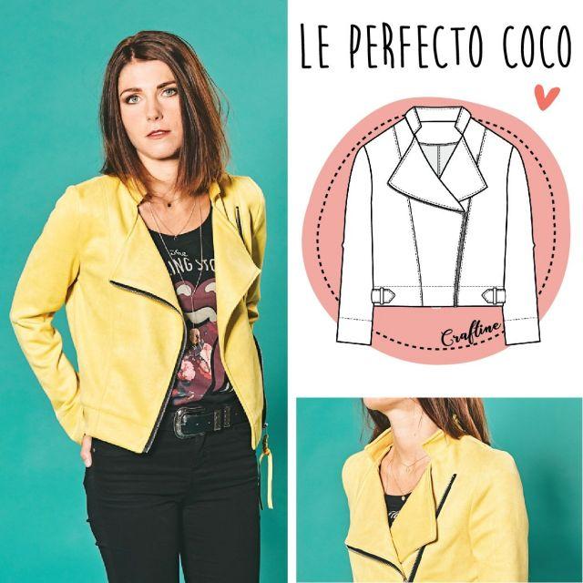 Patron Craftine Perfecto Coco