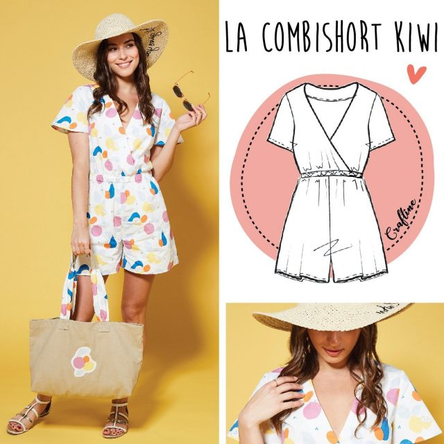 Patron Craftine Combi-short Kiwi