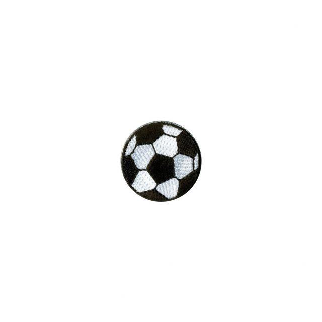 Ecusson Thermocollant Ballon de Foot