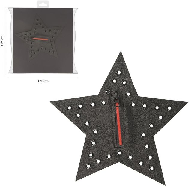 Ecusson Thermocollant Rock Star XL