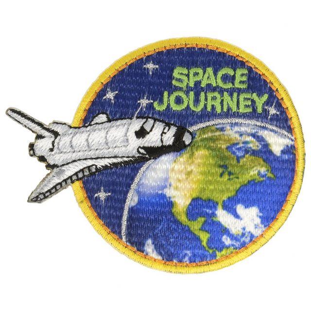 Ecusson Thermocollant Espace Space Journey