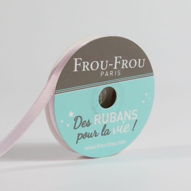 Bobinette Ruban Satin double face Frou-Frou Ballerine - 6 mm x 6 mètres