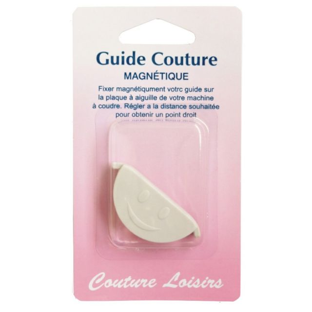 Guide de couture magnétique