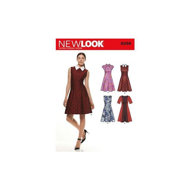 Patron New Look 6299 Robe