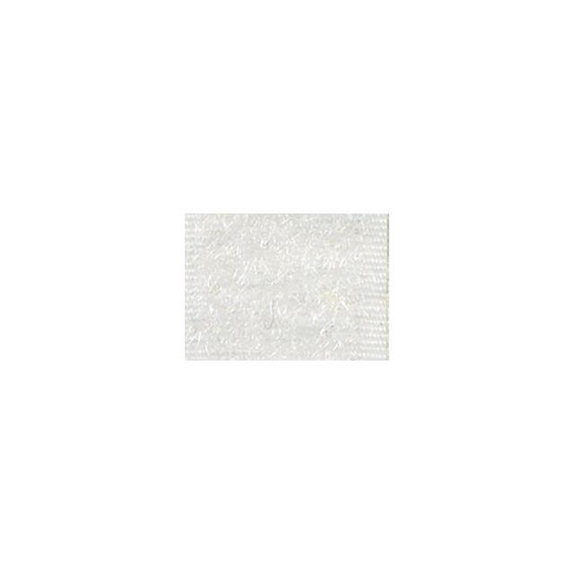 Velcro agrippant à coudre 20 mm Blanc x1m