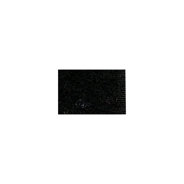 Velcro agrippant à coudre 50 mm Noir x1m