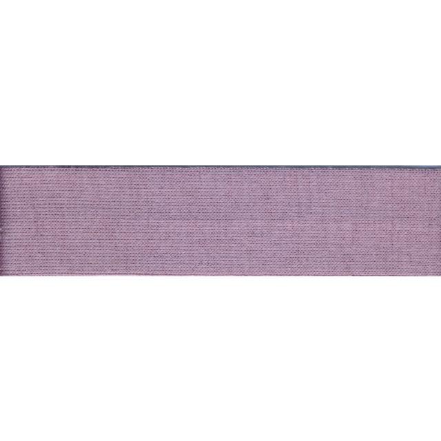 Biais replié Jersey 20 mm Violet pastel x1m