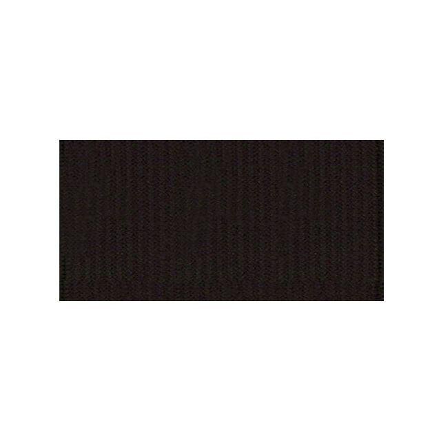Elastique Plat Indémaillable 40 mm Noir x1m