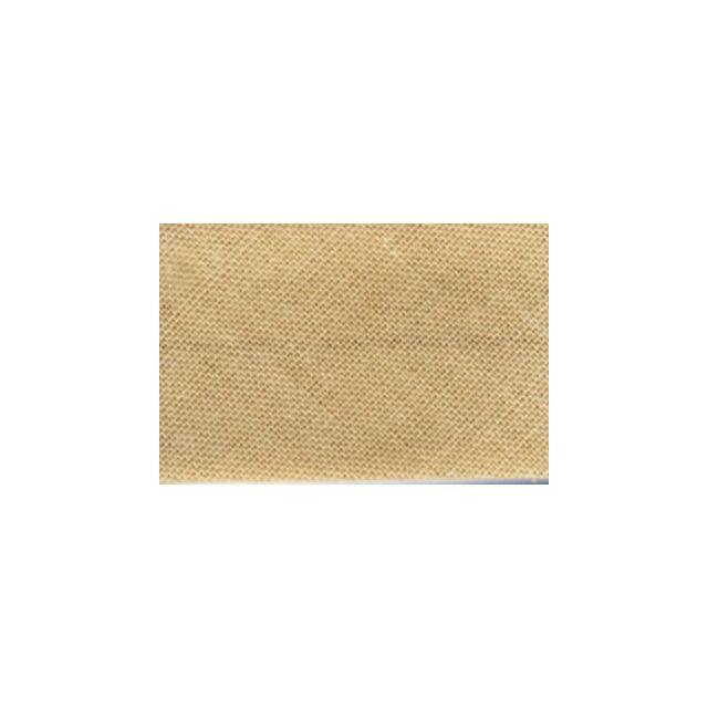 Biais replié tout textile 20 mm Aurore x1m