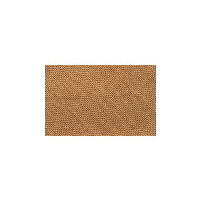 Biais replié tout textile 20 mm Citrouille x1m