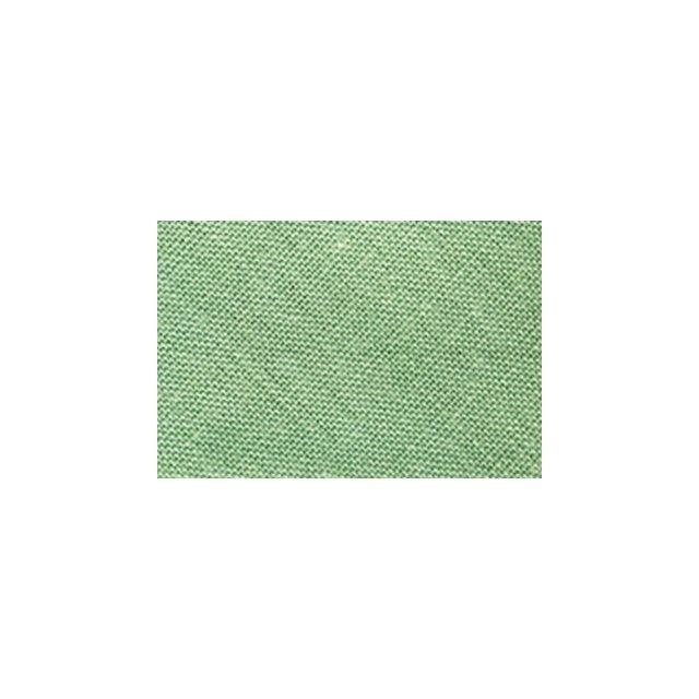 Biais replié tout textile 20 mm Vert lichen x1m