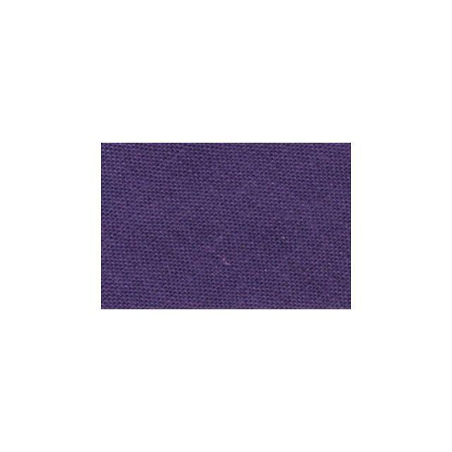 Biais replié tout textile 20 mm Améthyste x1m