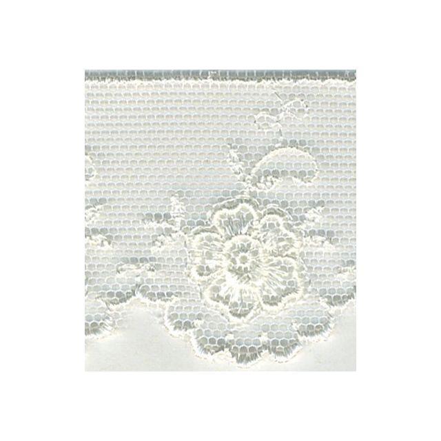 Dentelle Valencienne 35 mm Blanc x1m