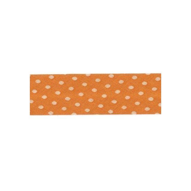 Biais pois Frou-Frou Orange