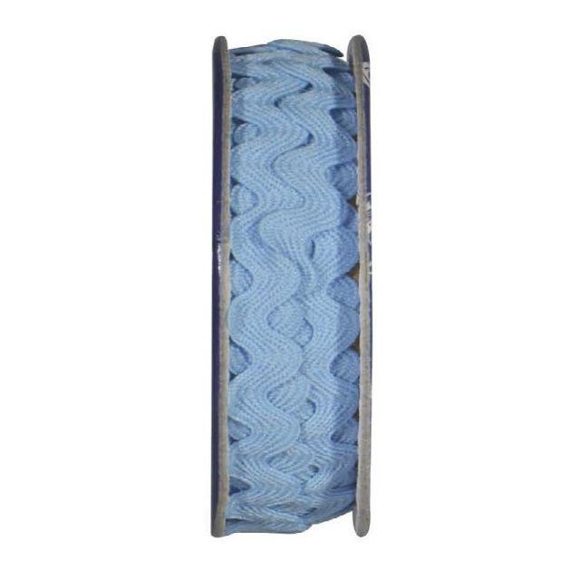 Serpentine Bleu ciel  - bobinette 2m
