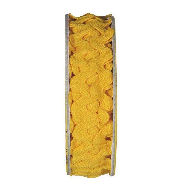 Serpentine Jaune orangé - bobinette 2m