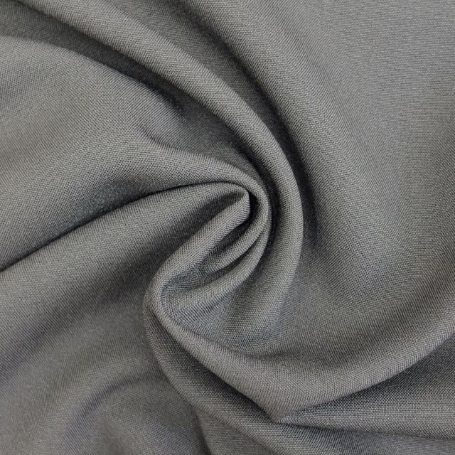 Tissu Burlington Gris clair x10cm