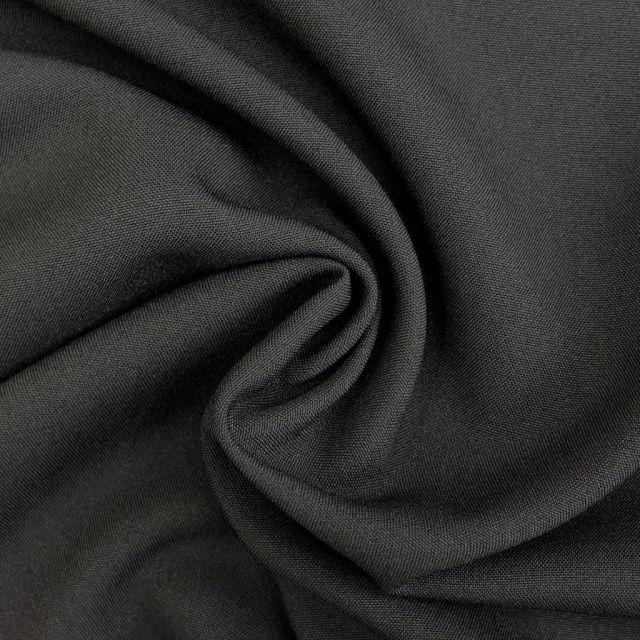 Tissu Burlington Gris souris x10cm