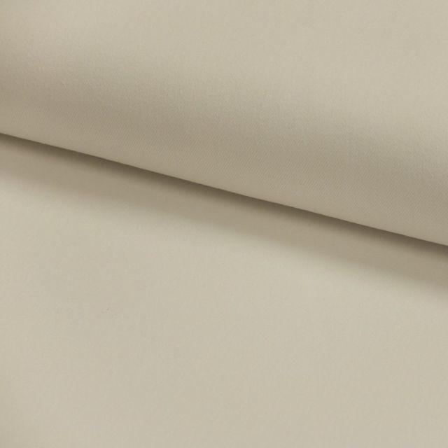 Tissu Denim Jeans Blanc cassé x10cm