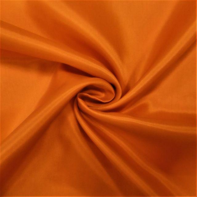 Tissu Doublure Pongé Or - Par 10 cm