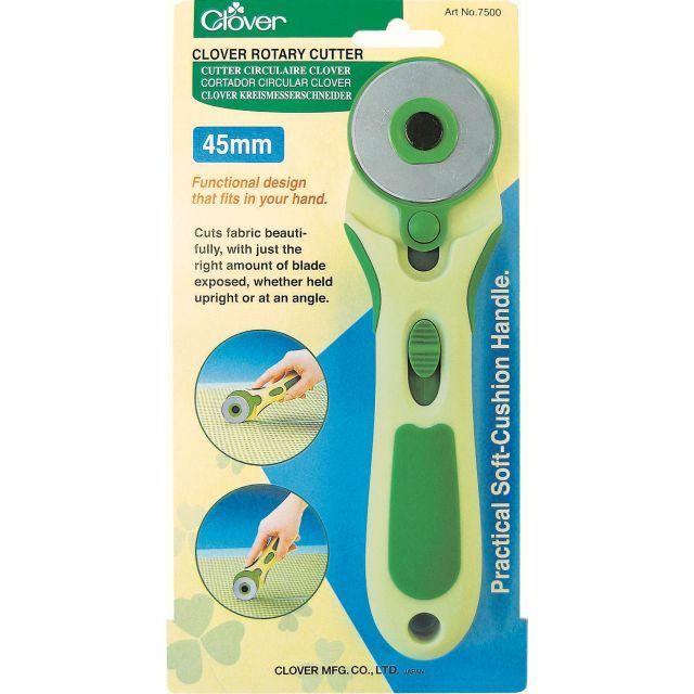 Cutter Rotatif Clover 45 mm