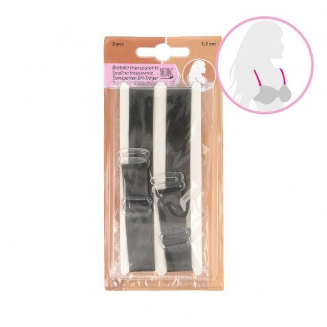 Bretelles Noires 1*40 cm