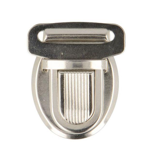 Attache cartable Argent 37*32 mm