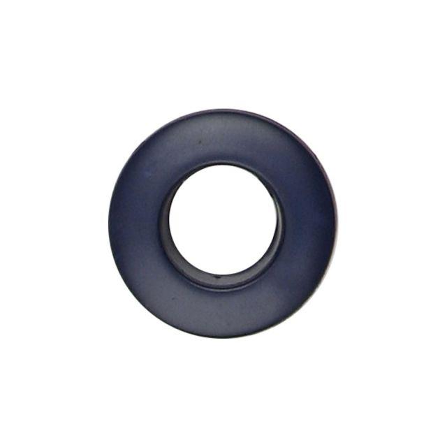 Oeillet à clipper polyester Bleu marine 25 mm