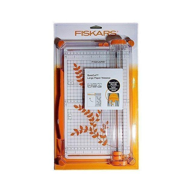 Massicot Surecut Grand format Fiskars - 30 cm - A4