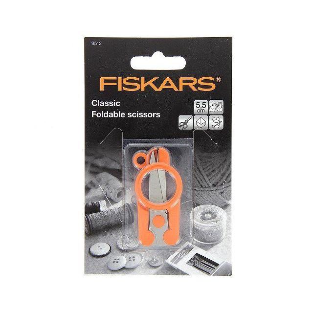 Ciseaux classic Fiskars pliable
