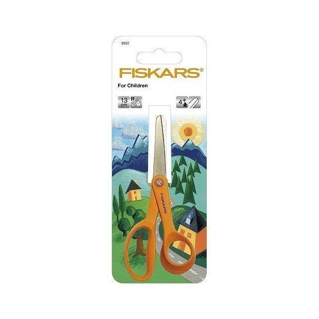 Ciseaux Fiskars Classic Enfant 13 cm droitiers