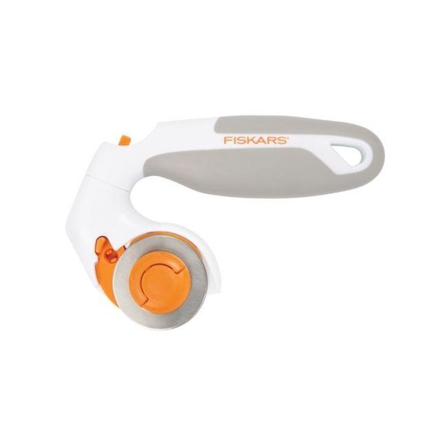 Cutter Rotatif Pivotant Fiskars 45 mm