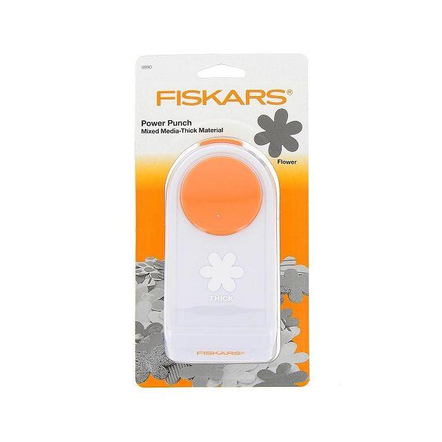 Perforeuse Fiskars Power Punch Fleur