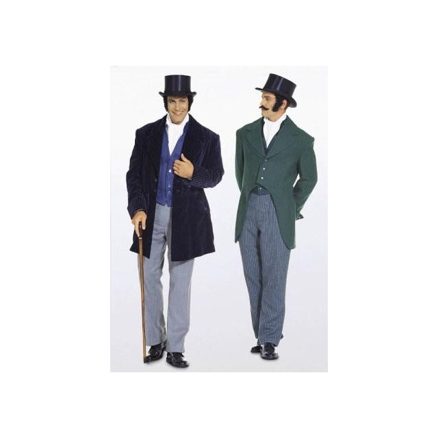 Patron Burda 2767 Costume des année 1848