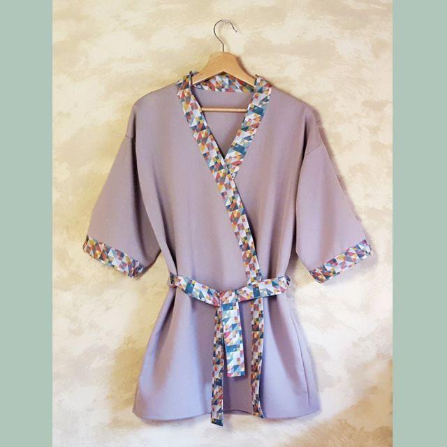 Patron Craftine Kimono Yuzu