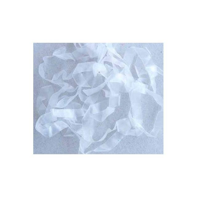 Elastique lastin transparent largeur 8 mm
