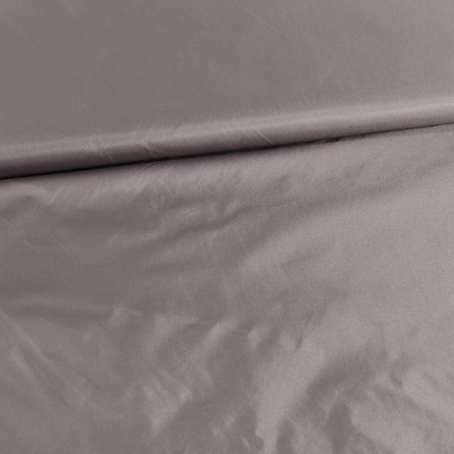 Tissu Déperlant k-way Gris - Par 10 cm