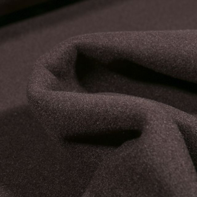Tissu Drap de manteau Glasgow Marron