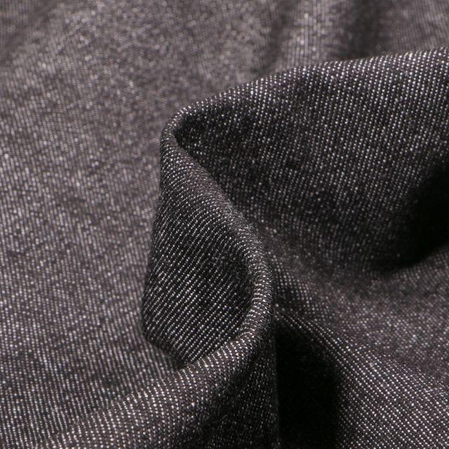 Tissu Jean 7.5 Oz Noir