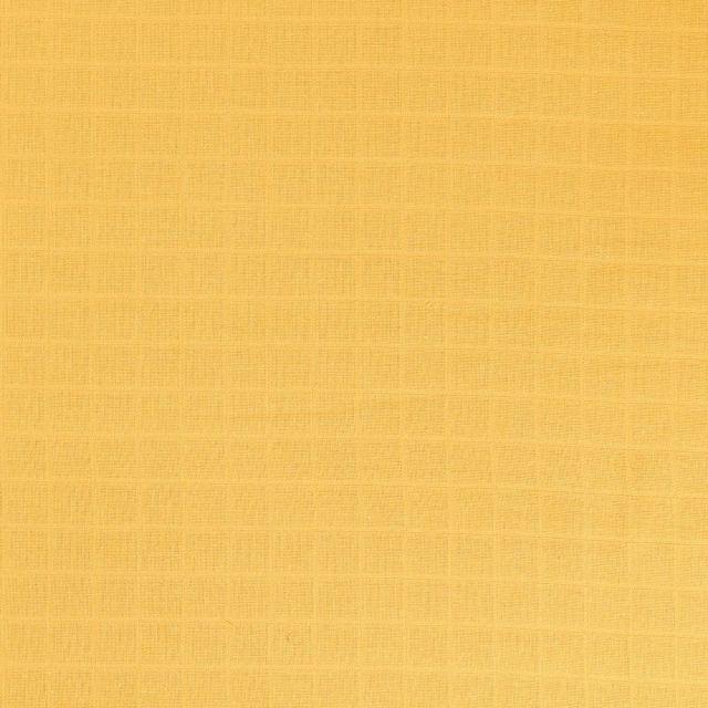 Tissu Lange Bébé Biologique Miel - Par 10 cm
