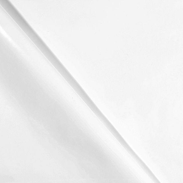 Toile cirée uni Blanc - Par 10 cm