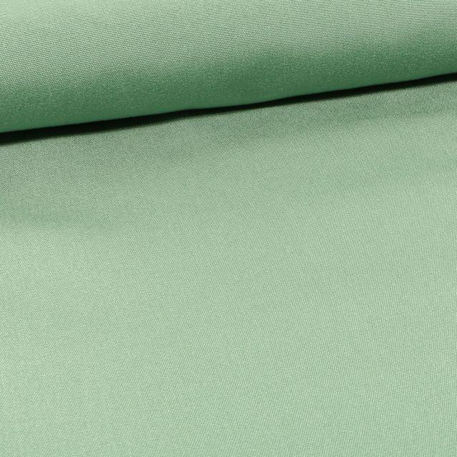 Tissu Toile Transat uni Vert amande