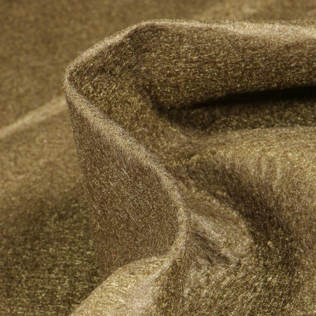 Tissu Feutrine 180 cm Vert kaki