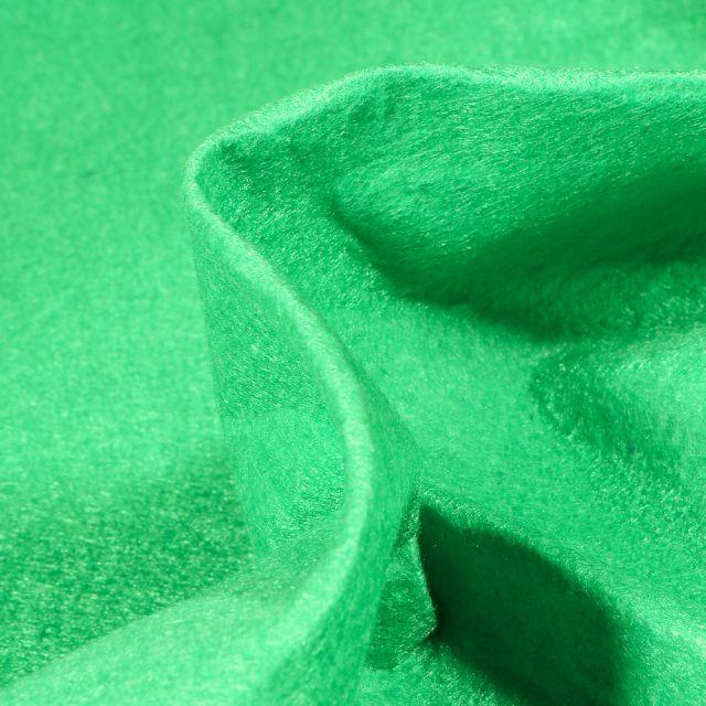 Tissu Feutrine 180 cm Vert