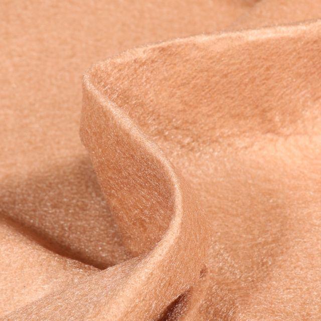 Tissu Feutrine 180 cm Beige sable